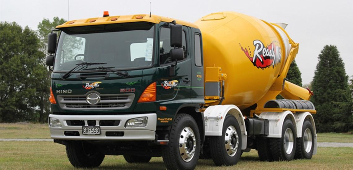 Ready Mix Concrete | Christchurch Ready Mix Concrete Ltd